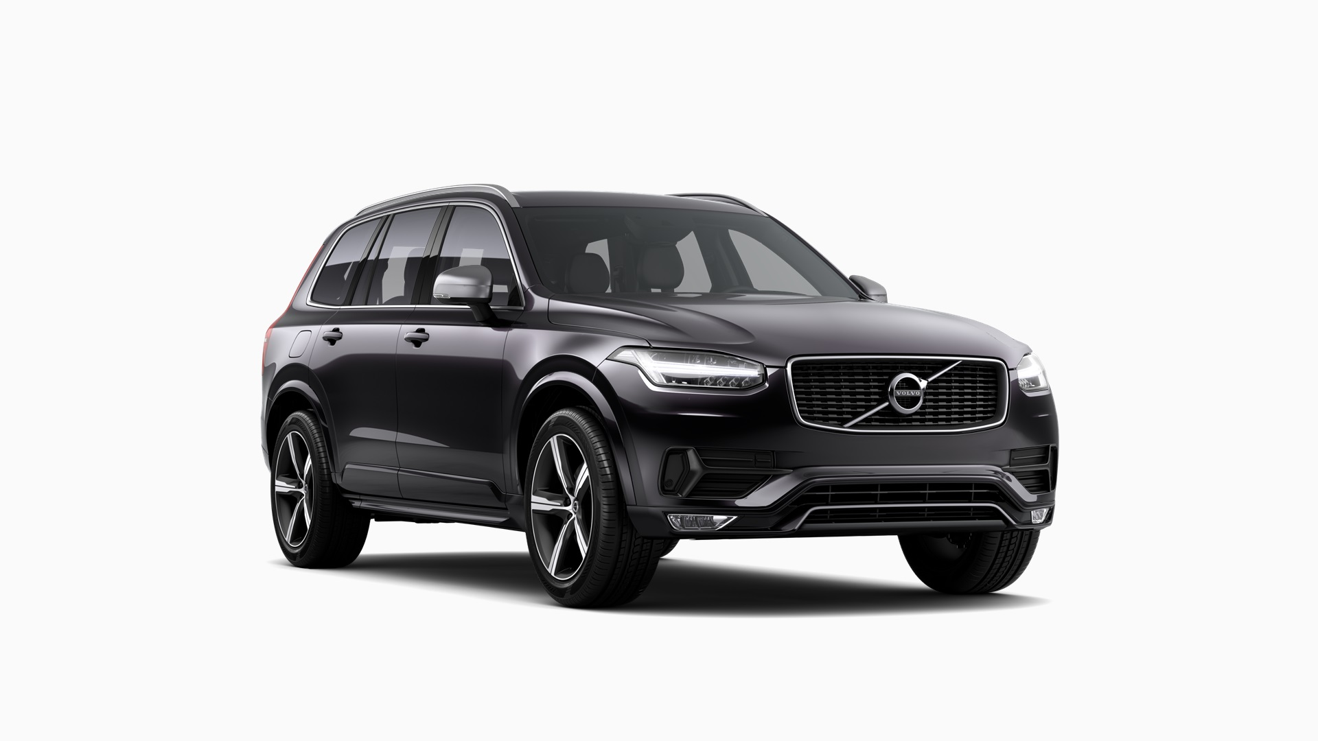 volvo xc 90 r design d5 awd na operativn leasing. Black Bedroom Furniture Sets. Home Design Ideas