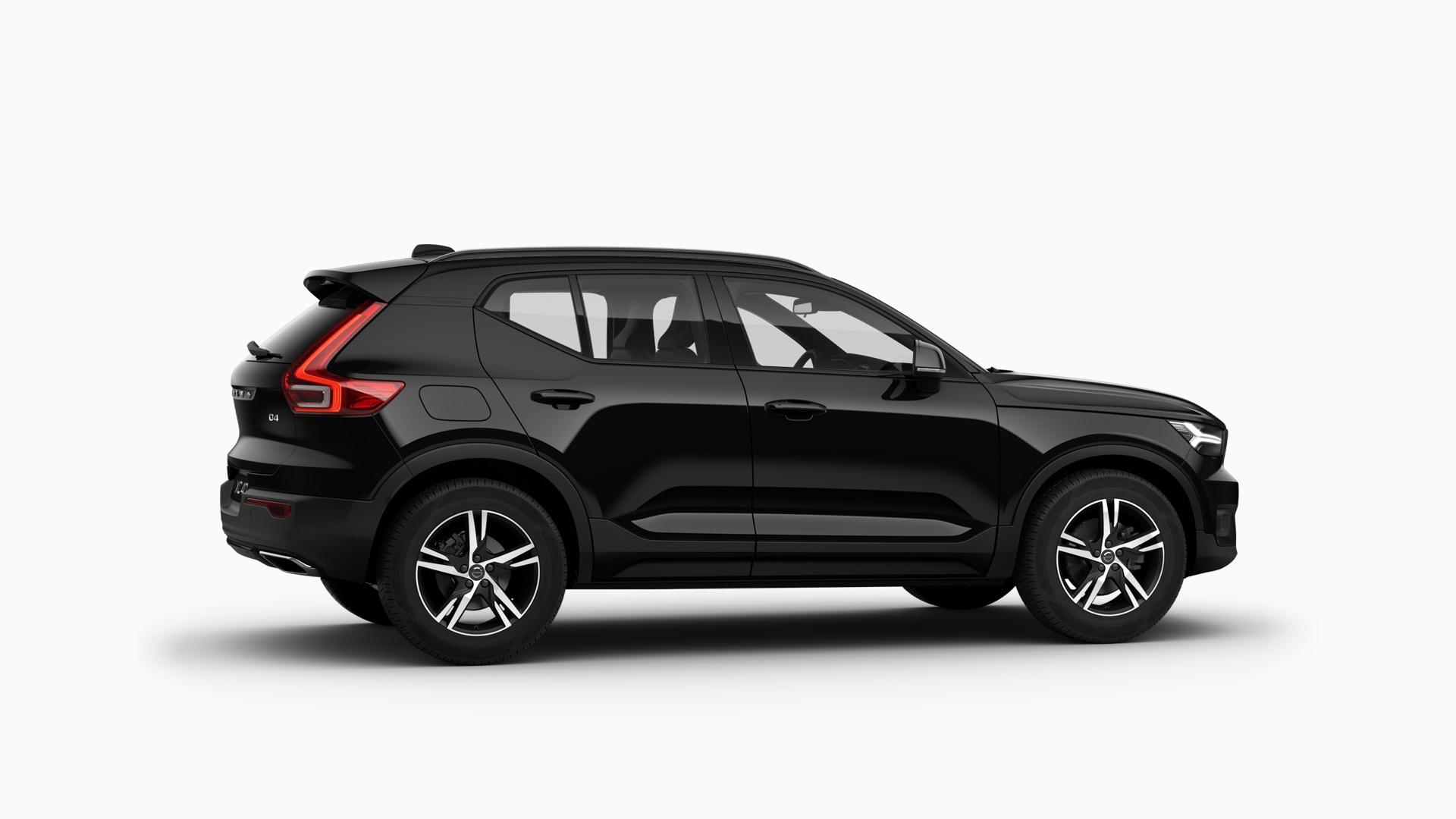 volvo xc40 r design t4 awd 140 kw na operativn leasing. Black Bedroom Furniture Sets. Home Design Ideas