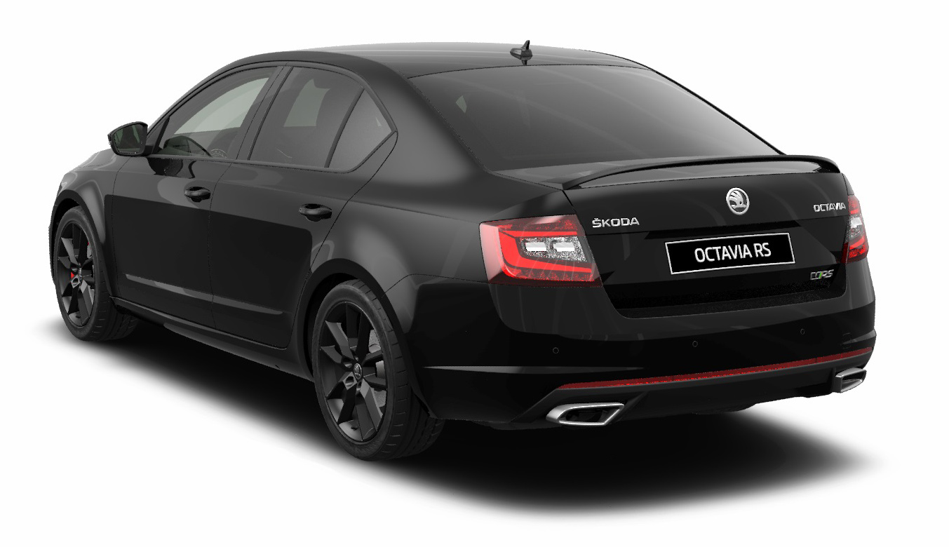 koda octavia rs dsg 2 0 tdi 135 kw na operativn leasing. Black Bedroom Furniture Sets. Home Design Ideas