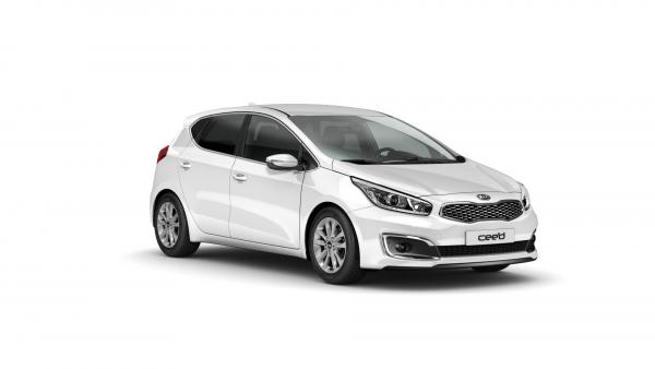Kia Cee'd Exclusive - DCT