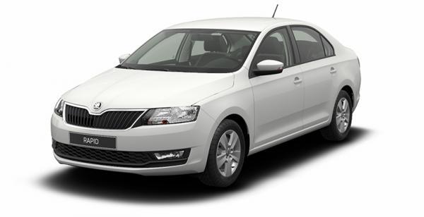 Škoda Rapid Ambition