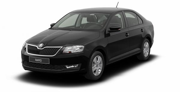 Škoda Rapid Ambition DSG