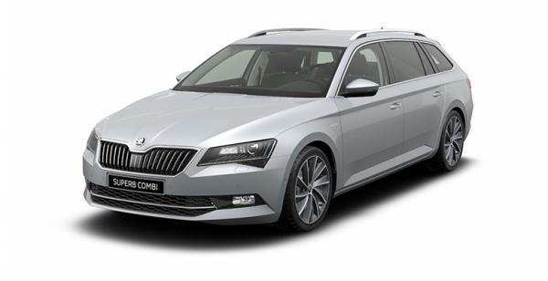 Škoda Superb Combi L&K