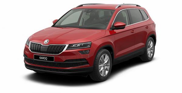 Škoda Karoq Style Plus DSG