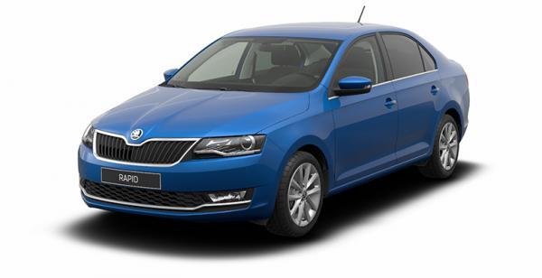 Škoda Rapid Style DSG