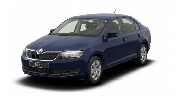 Škoda Rapid Active
