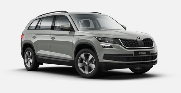 Škoda Kodiaq Ambition DSG