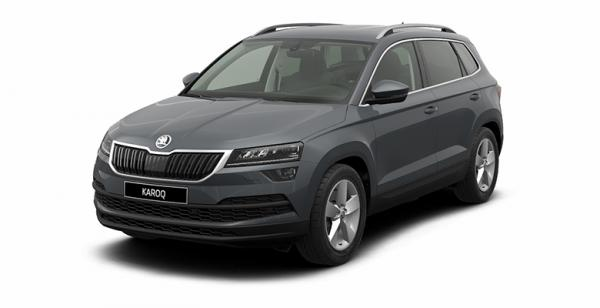Škoda Karoq Style DSG