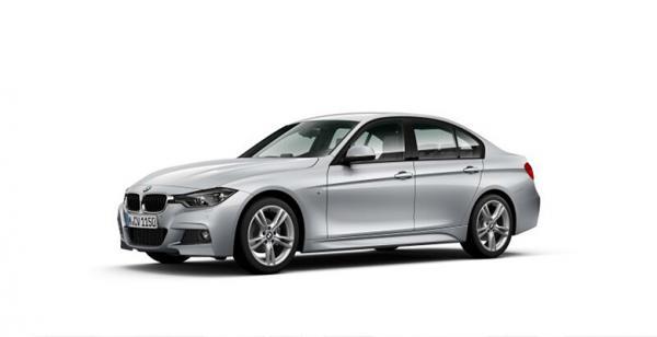 BMW 320d xDrive Limousine