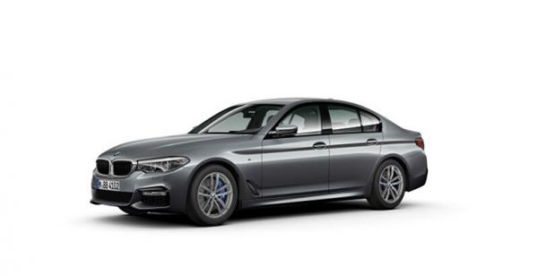 BMW 540i xDrive Limousine
