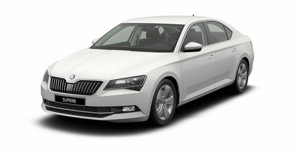 Škoda Superb Ambition