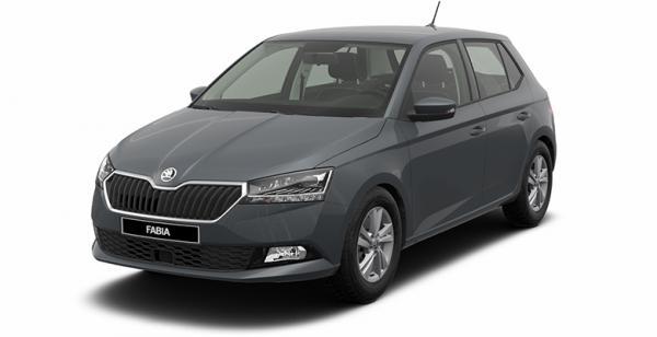 Škoda Fabia Style DSG