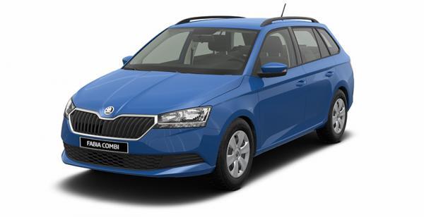 Škoda Fabia Combi Active