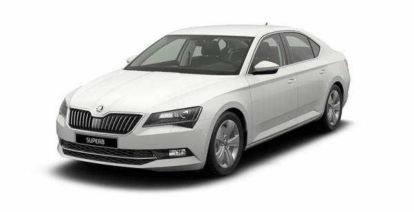 Škoda Superb Ambition