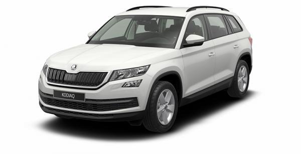Škoda Kodiaq Ambition 4x4
