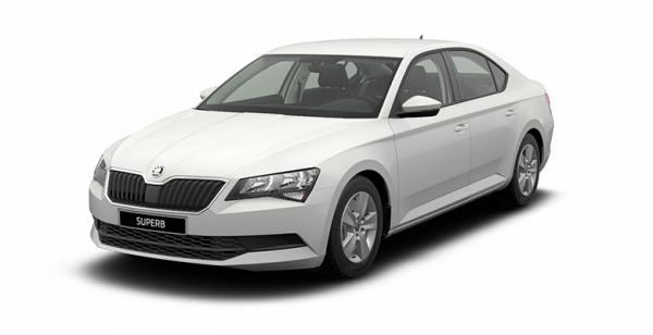 Škoda Superb Active