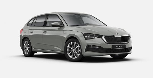 Škoda Scala 125 let DSG