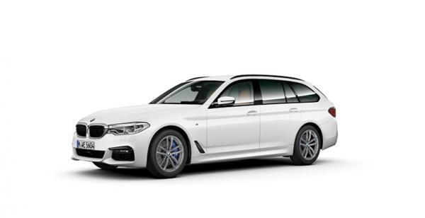 BMW 530d xDrive Touring M Sport