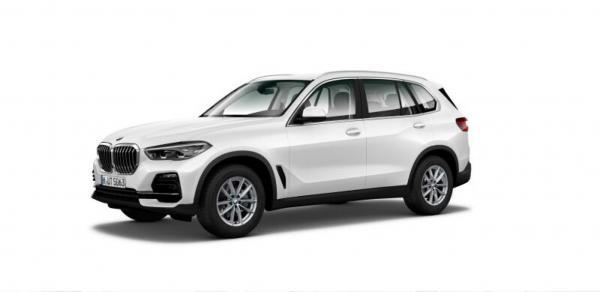 Nová BMW X5 xDrive40i