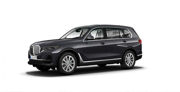 Nové BMW X7 xDrive30d