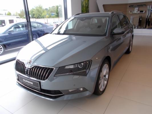 Škoda Superb Combi L&K 4x4