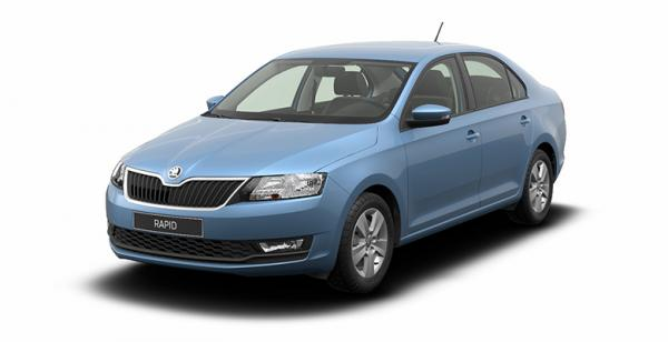 Škoda Rapid Ambition