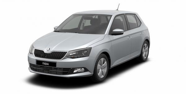 Škoda Fabia Style