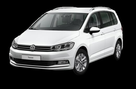 Volkswagen Touran HL 7DSG