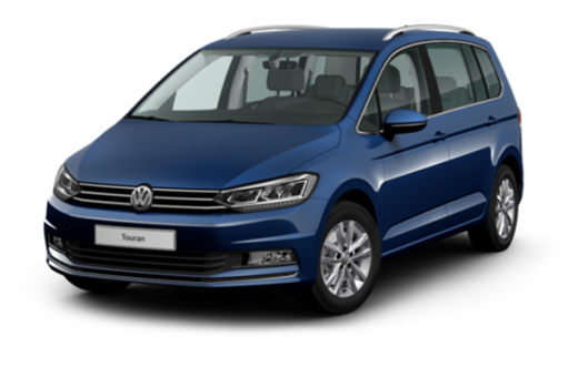 Volkswagen Touran Highline 7DSG