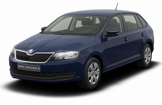 Škoda Rapid Spaceback Active