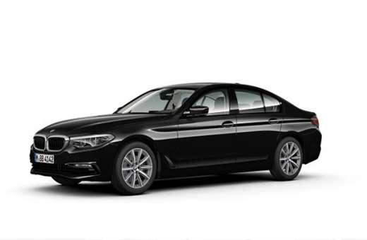 BMW 520d Limousine Sport Line