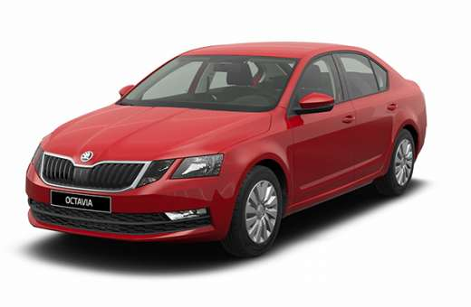Škoda Octavia Active Plus