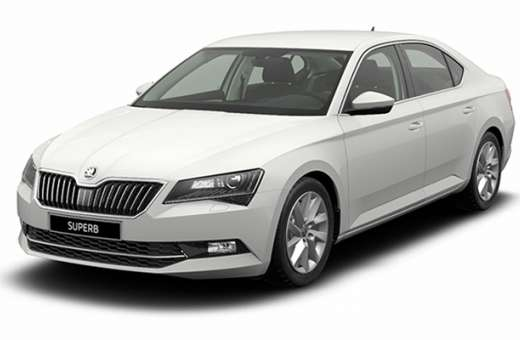 Škoda Superb Ambition DSG