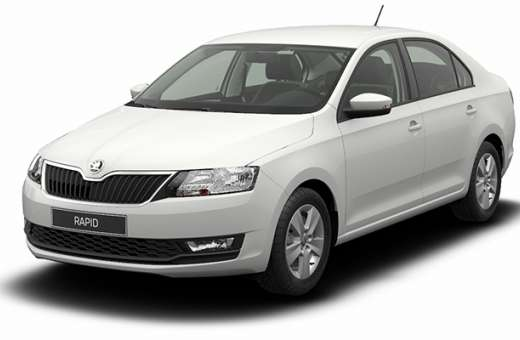 Škoda Rapid Ambition Plus