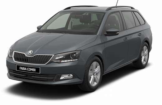 Škoda Fabia Combi Style Plus