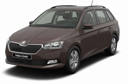 Škoda Fabia Combi Ambition DSG