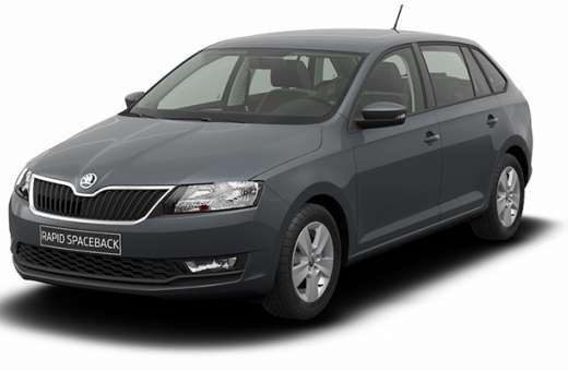 Škoda Rapid Spaceback Ambition DSG