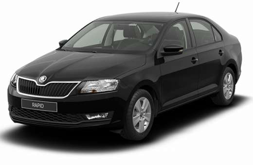 Škoda Rapid Ambition Plus DSG