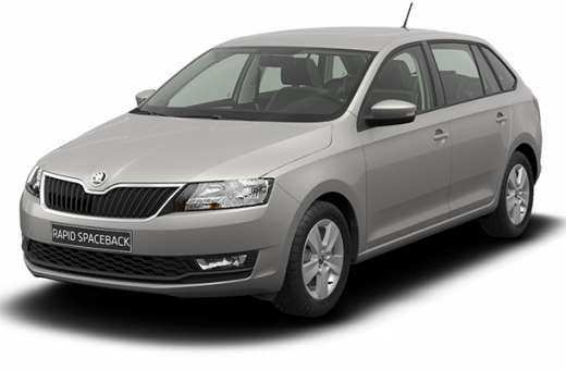 Škoda Rapid Spaceback Ambition Plus DSG