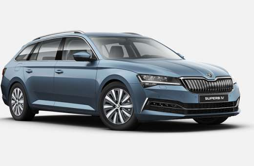 Škoda Superb Combi Ambition DSG