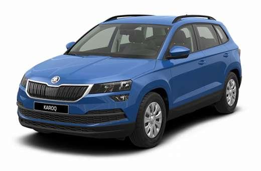 Škoda Karoq Active