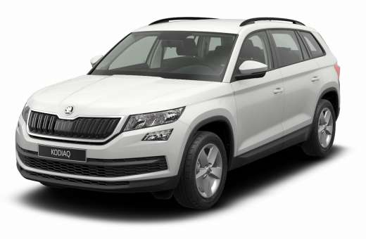 Škoda Kodiaq Active Plus 4x4
