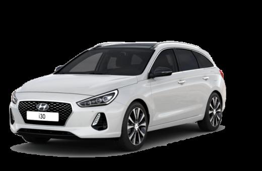 Hyundai i30 Kombi Trikolor Komfort