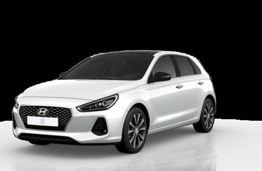 Hyundai i30 HB Trikolor