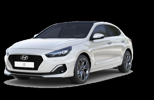 Hyundai i30 Fastback Komfort 1,0 T-GDI 88 kW