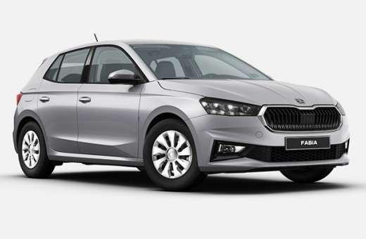 Škoda Fabia Ambition Plus DSG