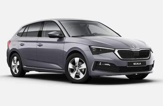 Škoda Scala Style <br> 1,0 TGI 66 kW