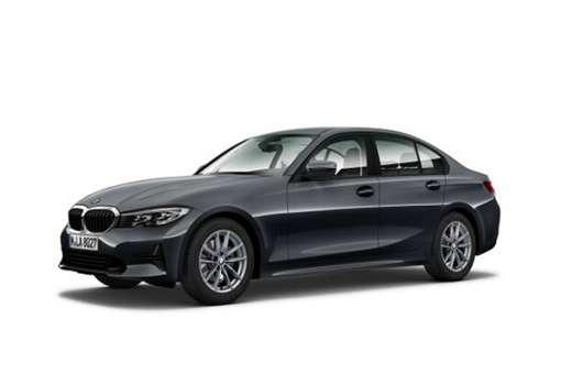 Nové BMW 320d xDrive Limousine