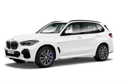 Nová BMW X5 xDrive30d M Sport
