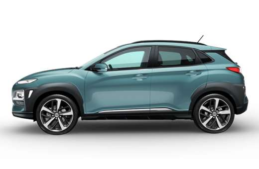Hyundai Kona Style + Traveller + Guardian Plus